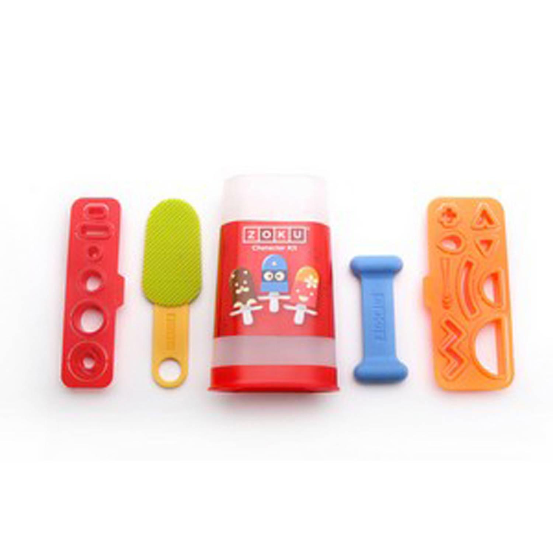 Zoku Quick Pop Maker, Karakter Kit