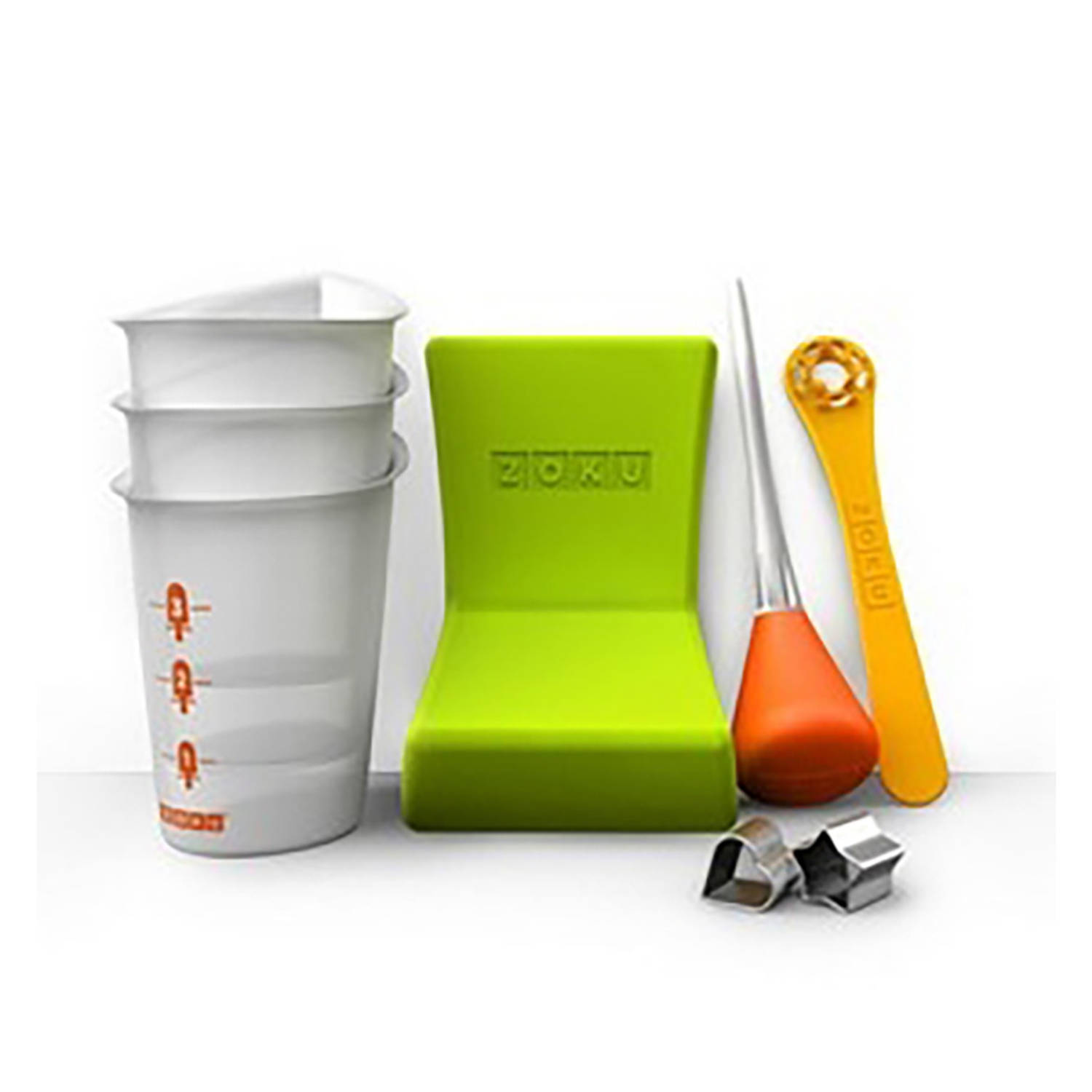 Zoku Quick Pop Tools voor Quick Pop ijsjes