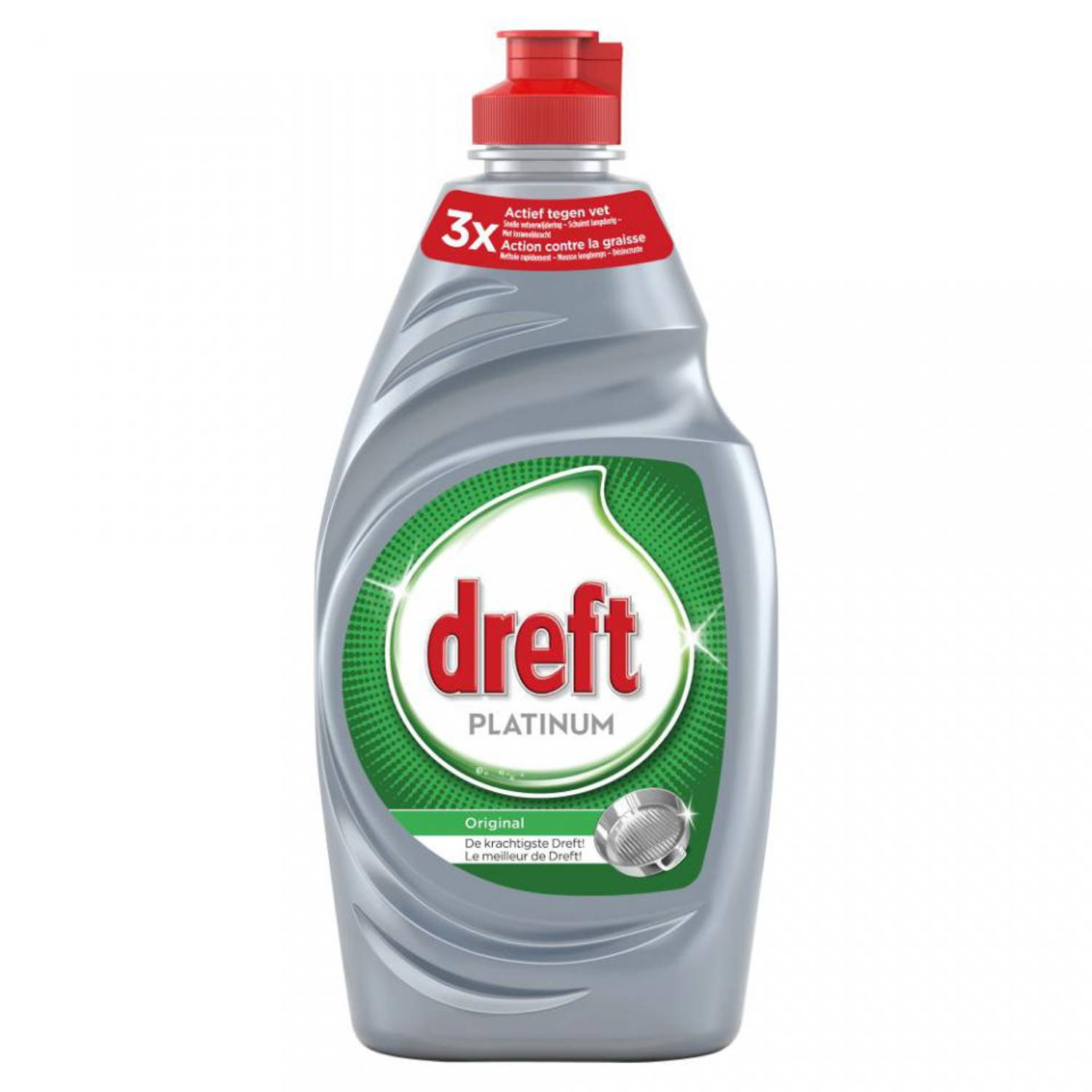 Dreft Platinum afwasmiddel Original - 400 ml