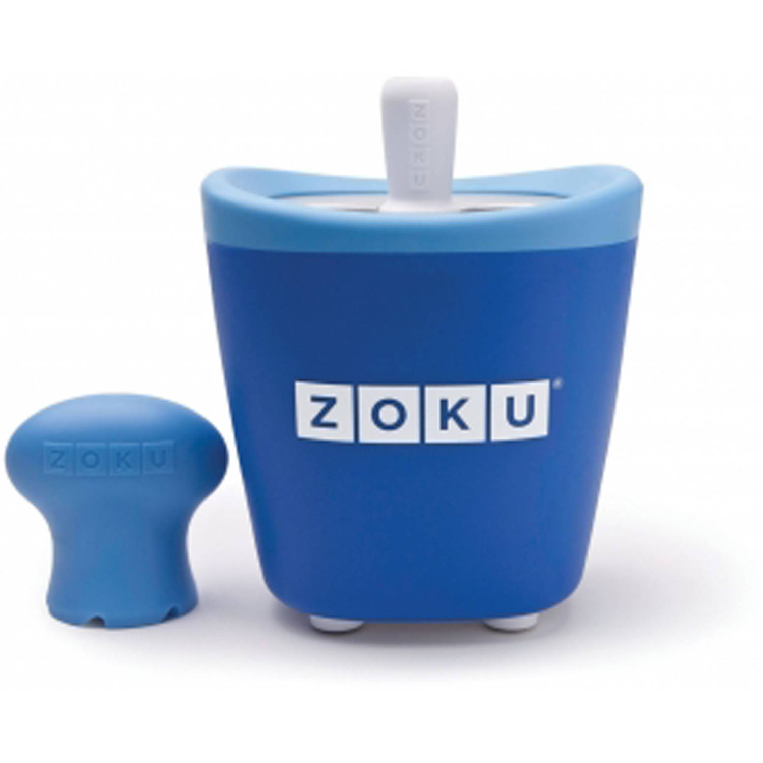 Zoku Quick Pop Maker Single blauw