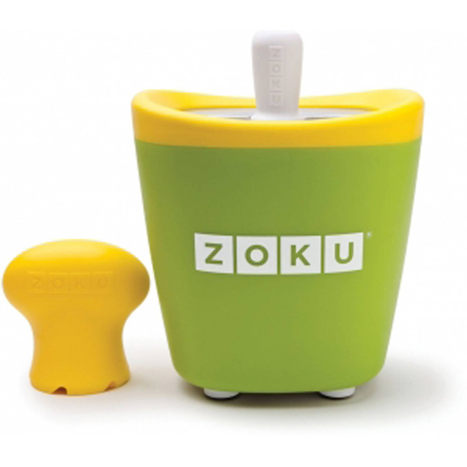 Zoku Quick Pop Maker Single groen