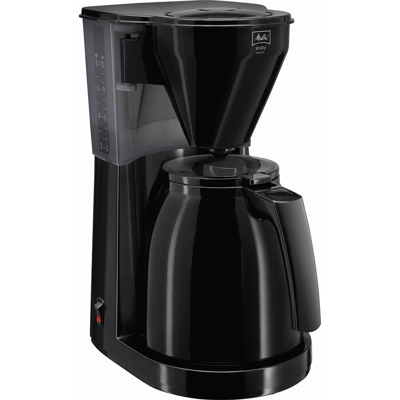 Melitta koffiezetapparaat Easy Therm - zwart