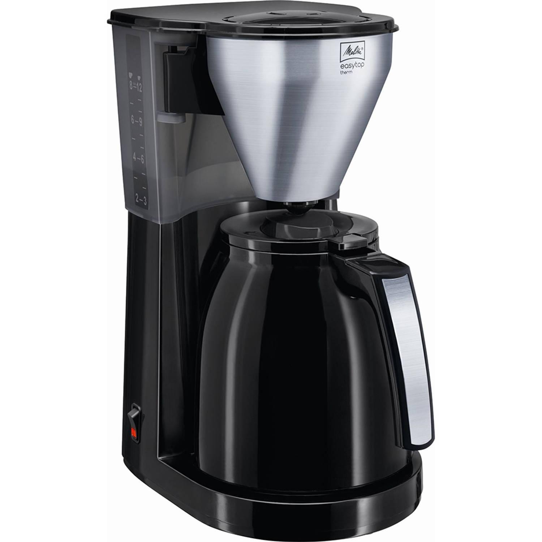Melitta koffiezetapparaat Easy Top - zwart