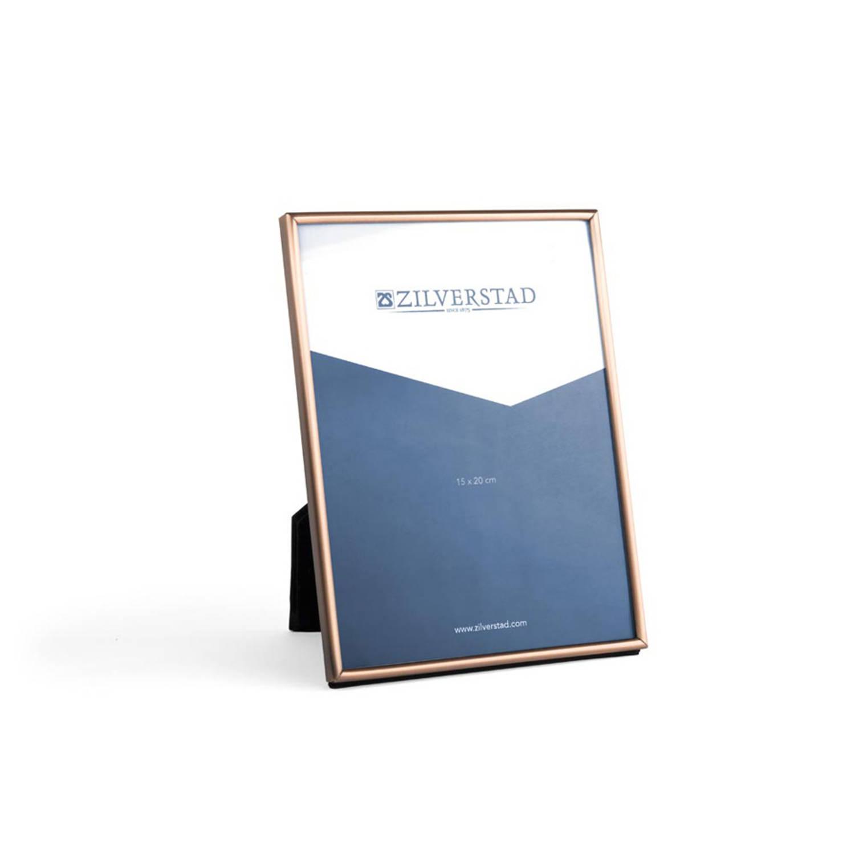 Zilverstad fotolijst Sweet Memory - 15 x 20 cm - koperkleur