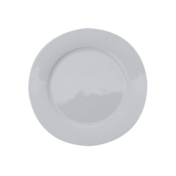 Maxwell and Williams Cashmere dinerbord met rand - Ø 27,5 cm