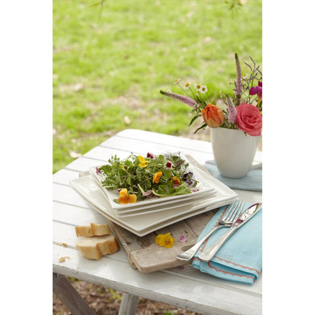 Maxwell and Williams East Meets West koffie & dinerset serviesset - 30-delig - 6 persoons