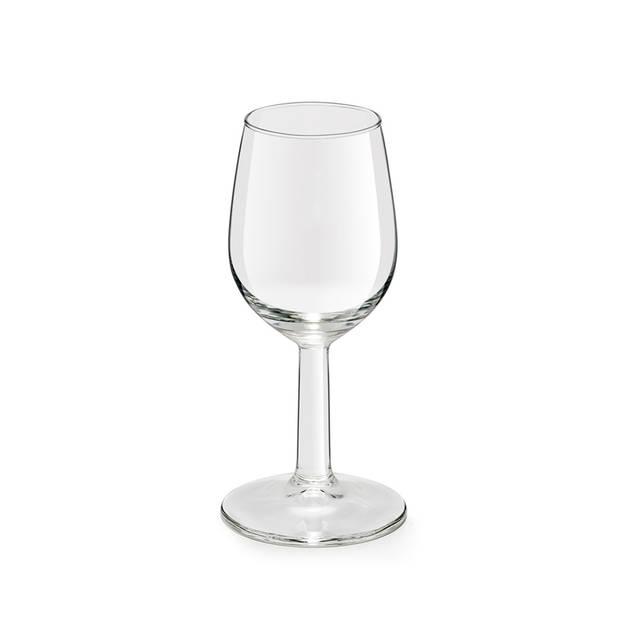Royal Leerdam Bouquet borrelglas - 7 cl - 6 stuks