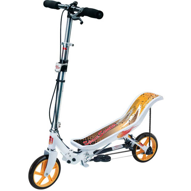 Space Scooter - wit