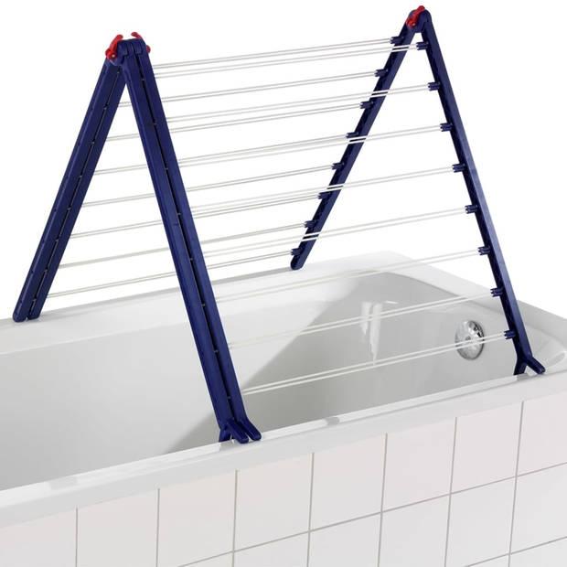 Leifheit Droogrek voor op badkuip Pegasus Bath 190 81702