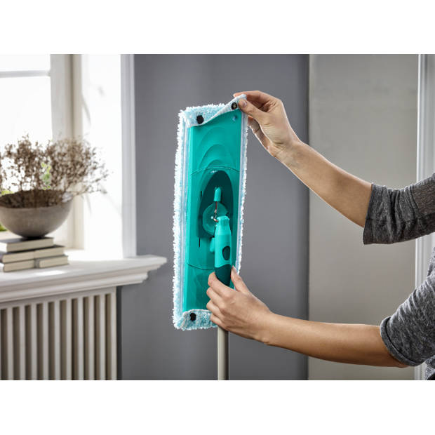 Leifheit Clean Twist Vloerwisser M 33 cm compleet systeem met wieltjes - 20 L