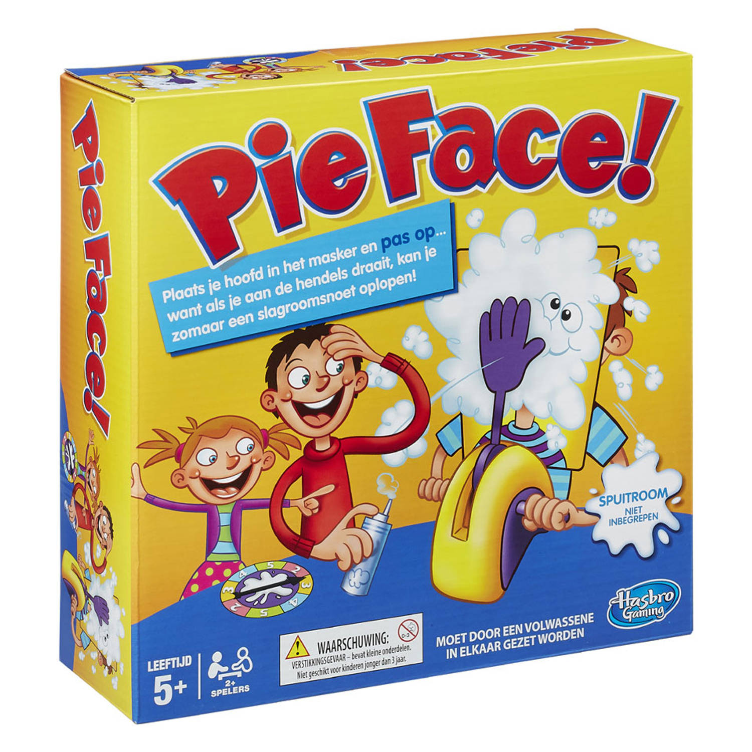 Image of Pie Face