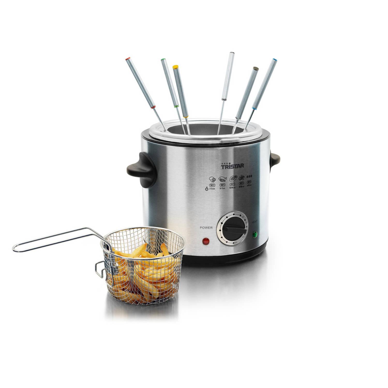 Tristar fondue/friteuse FO-1102 - 1 l