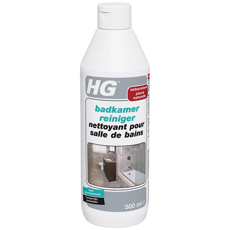 HG natuursteen badkamer reiniger   Blokker