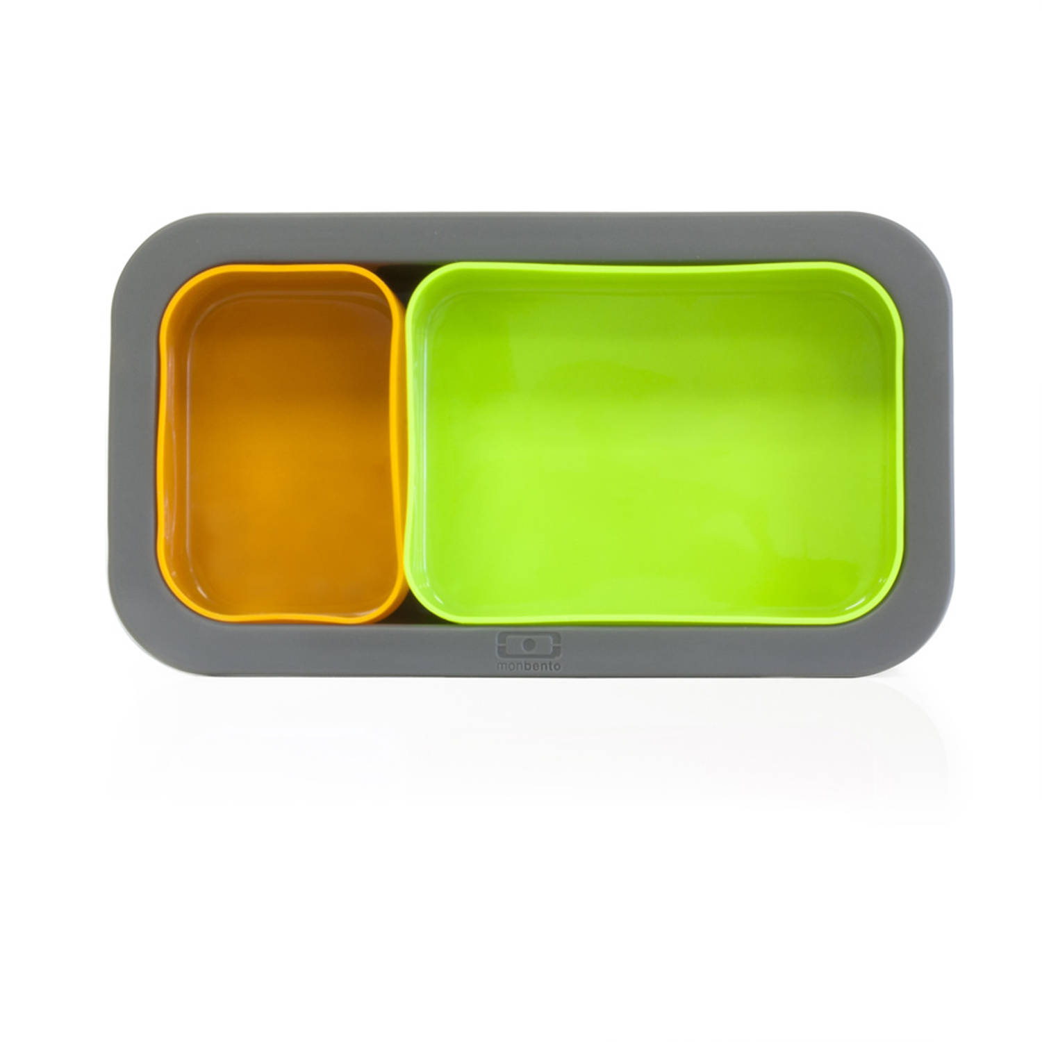 Monbento MB Silicase XS siliconen lunchbox - 30 cl - oranje
