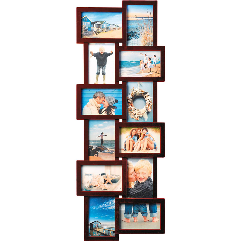 Henzo fotolijst Holiday Gallery 12 - 32 x 83 cm - bruin