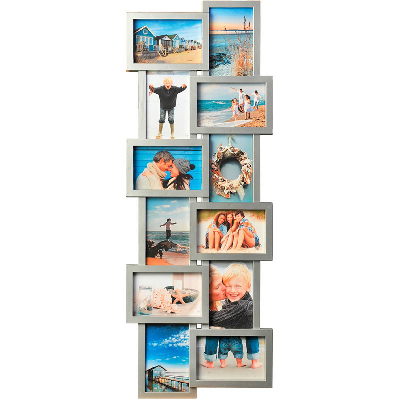 Henzo fotolijst Holiday Gallery 12 - 32 x 83 cm - grijs