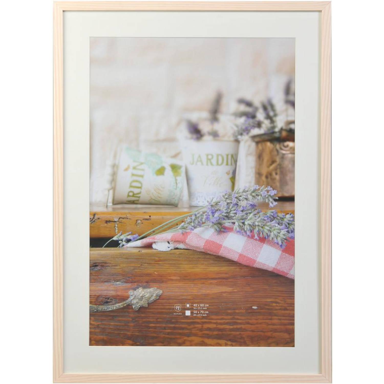 Henzo fotolijst Jardin - 50 x 70 cm - wit