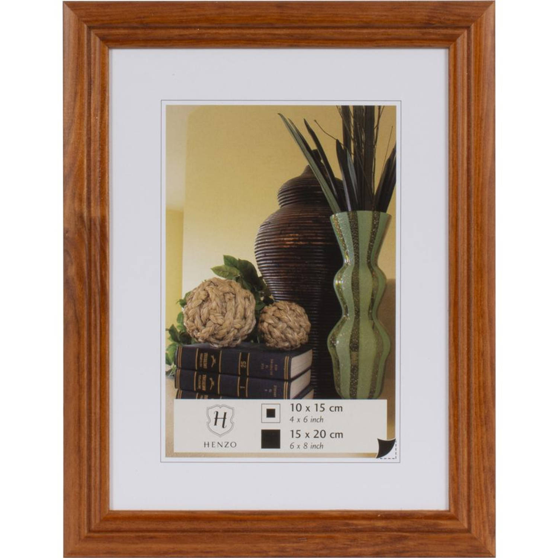 Henzo fotolijst Artos - 15 x 20 cm - bruin