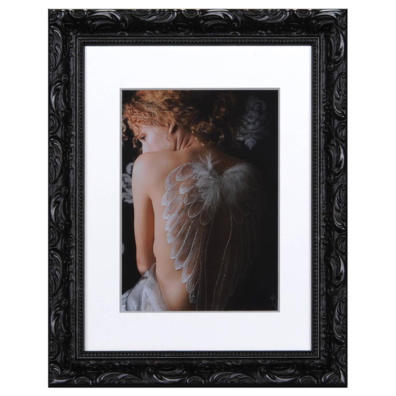 Henzo fotolijst ChicBaroque - 18 x 24 cm - zwart