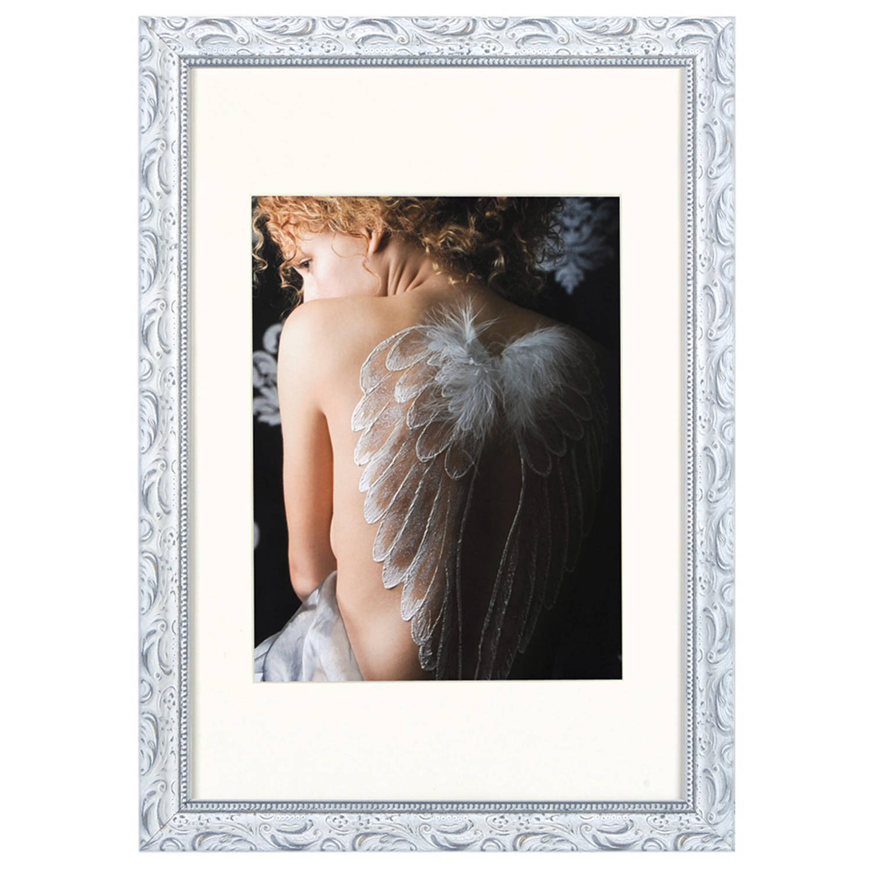 Henzo fotolijst ChicBaroque - 20 x 30 cm - wit