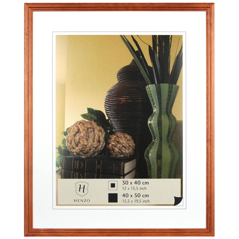 Henzo fotolijst Artos - 40 x 50 cm - bruin