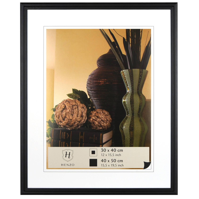 Henzo fotolijst Artos - 40 x 50 cm - zwart