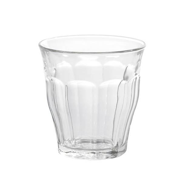 Duralex Picardi - drinkglas - 9 cl - 4 stuks
