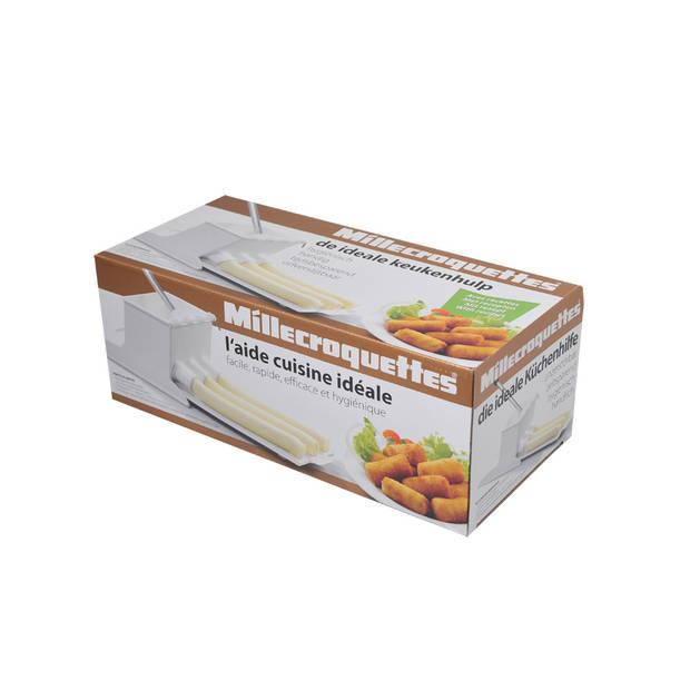 Millecroquettes krokettenpers