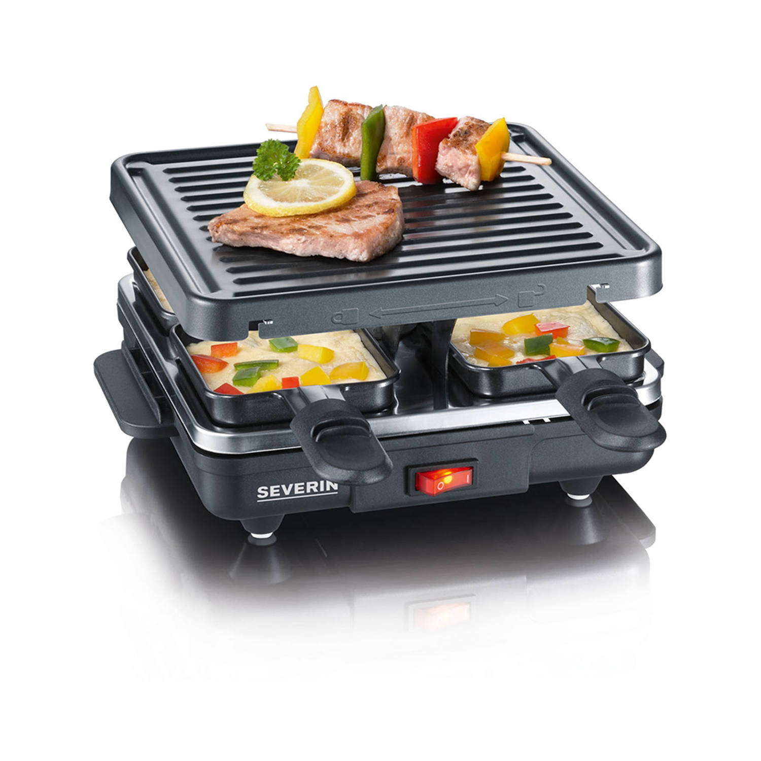 Severin Party Raclettegrill RG 2686