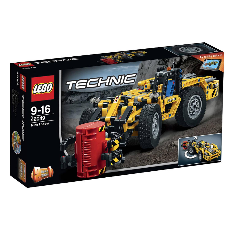 LEGO Technic mijnbouwgraafmachine 42049