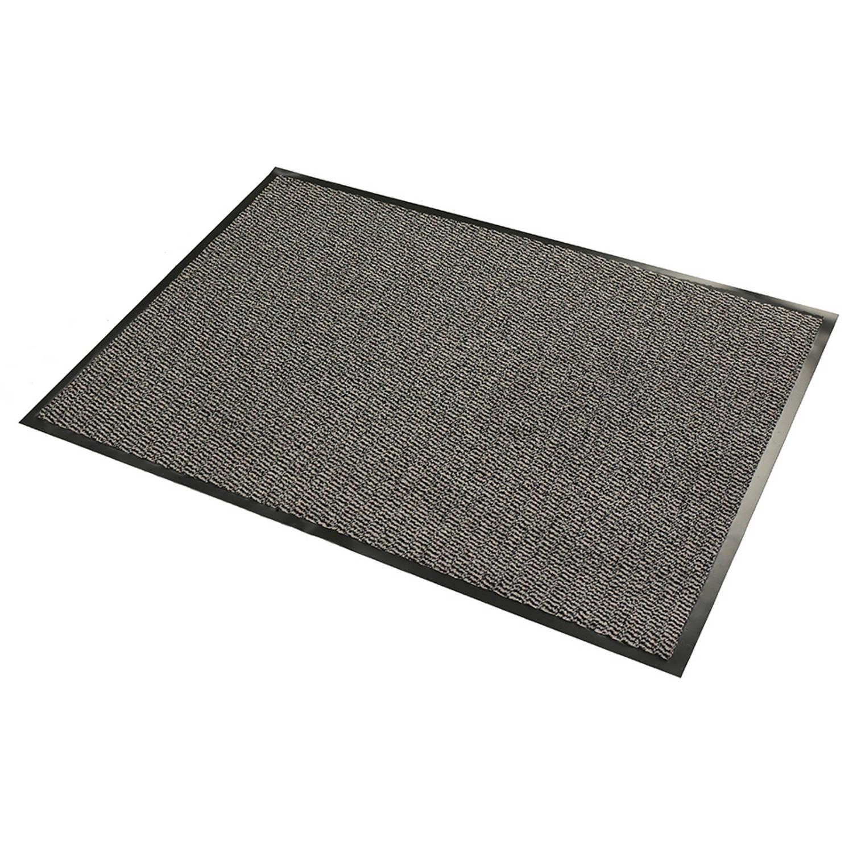 schoonloopmat 80 x 120 cm beige blokker. Black Bedroom Furniture Sets. Home Design Ideas