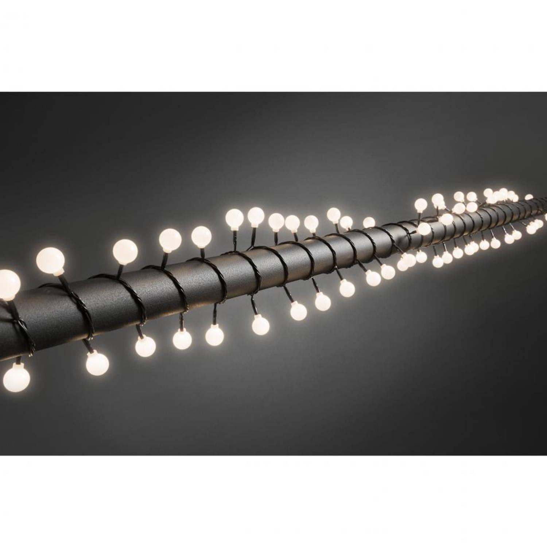 Konstsmide led snoer globe - 80 lampjes