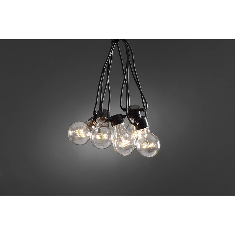 Konstsmide LED Partyverlichting peer 19,5 meter - wit