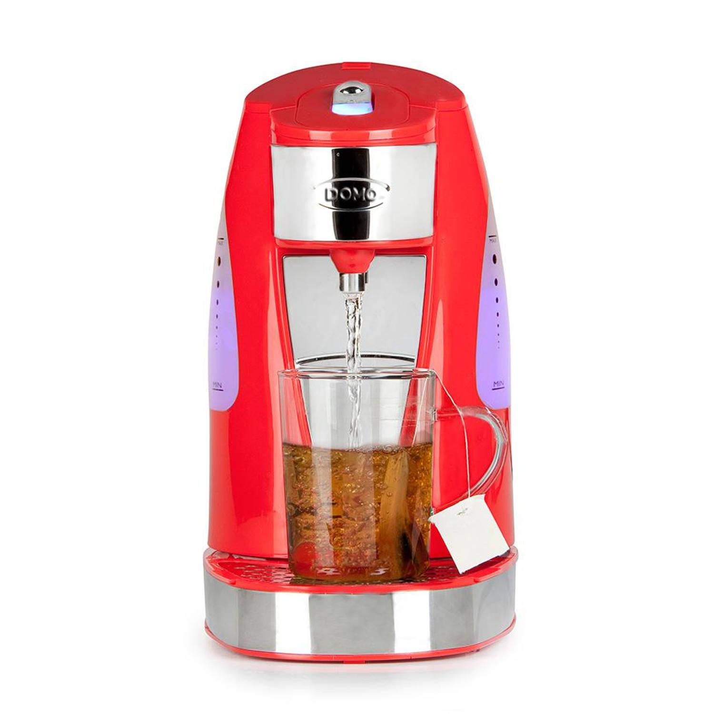 Domo waterkoker My Tea Rood DO483WK