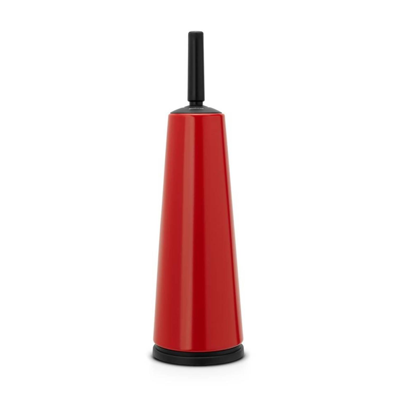Brabantia Classic toiletborstel met houder - passion red