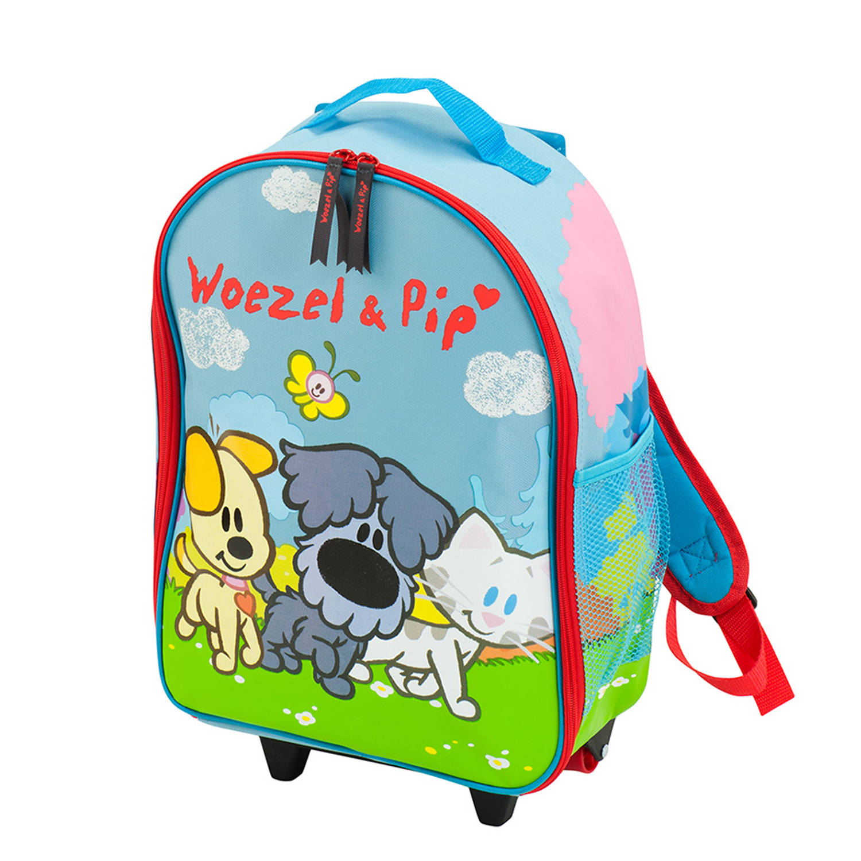 ec7e115890c Princess Traveller koffer Woezel & Pip - L | Blokker
