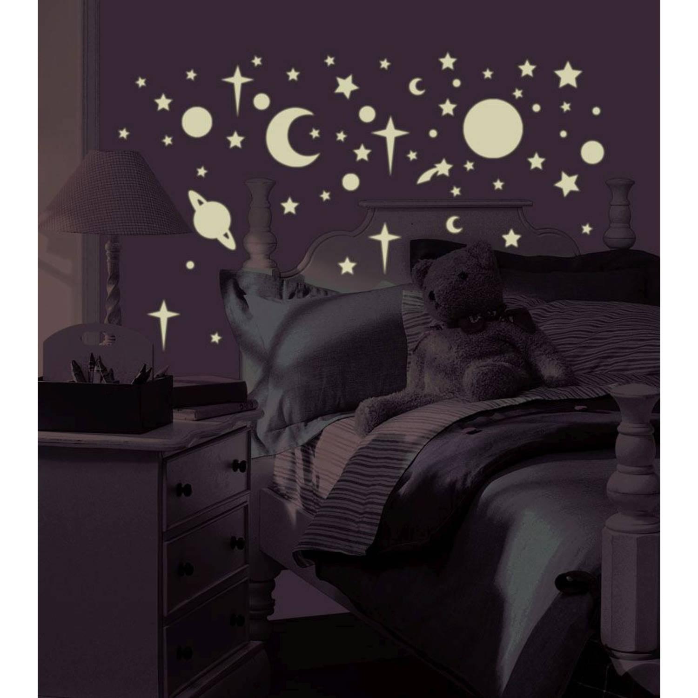 Muursticker Roommates - Celestial Glow Roommates