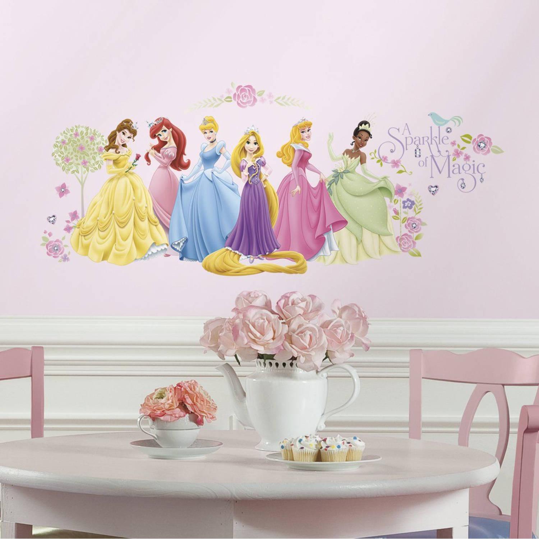 Muursticker Princess Roommates: Glow