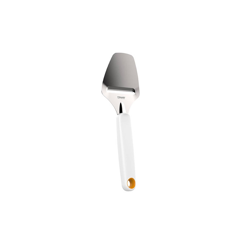 Fiskars Functional Form kaasschaaf - 30 cm - wit