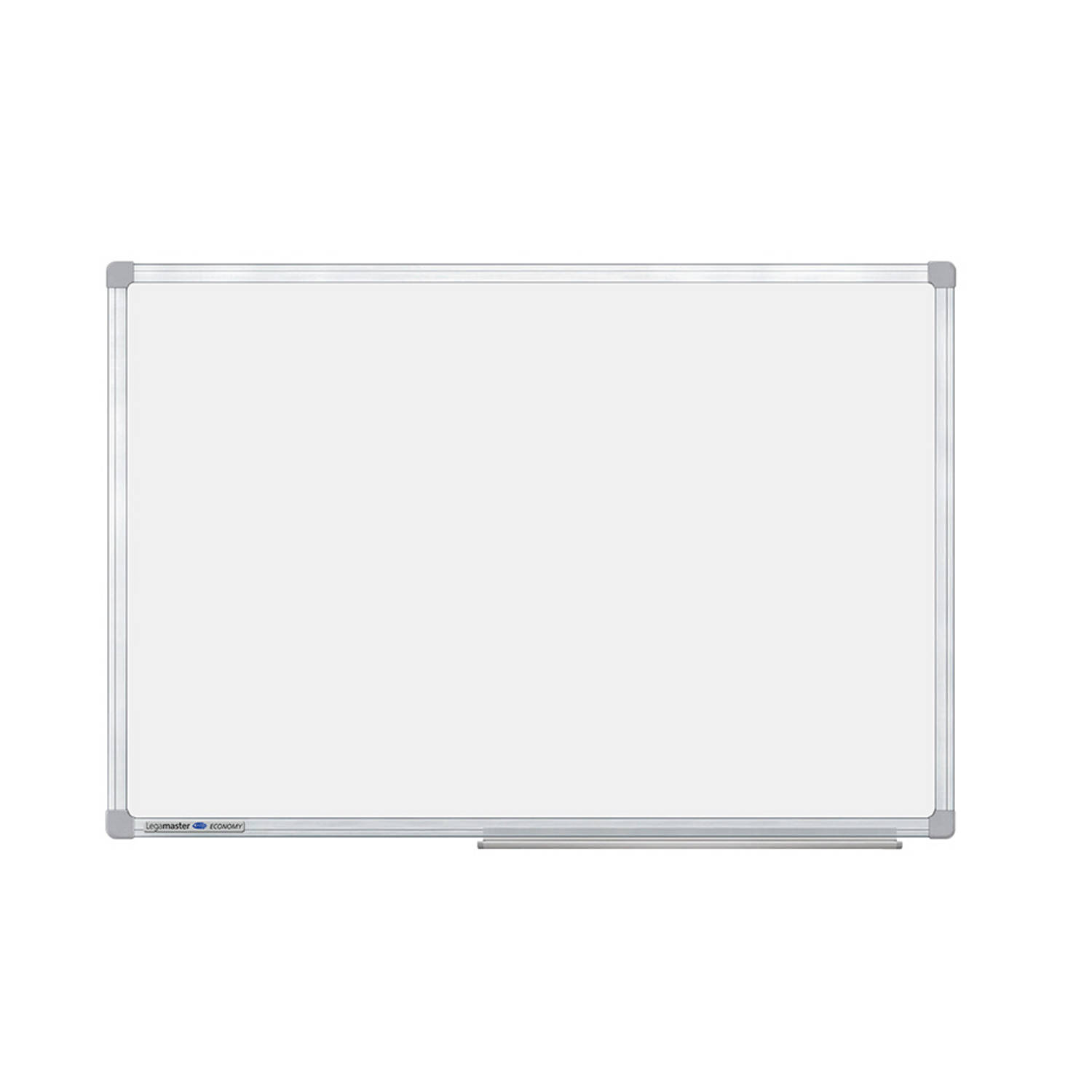 Legamaster whiteboard economy - 60 x 90 cm - staal - wit