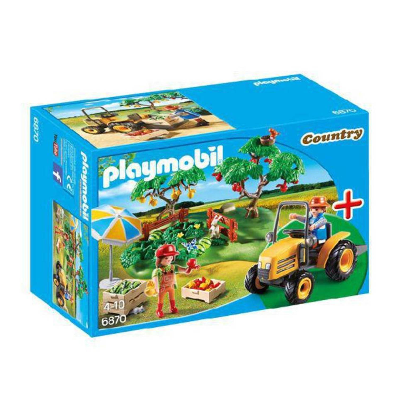 Boomgaard starterset Playmobil