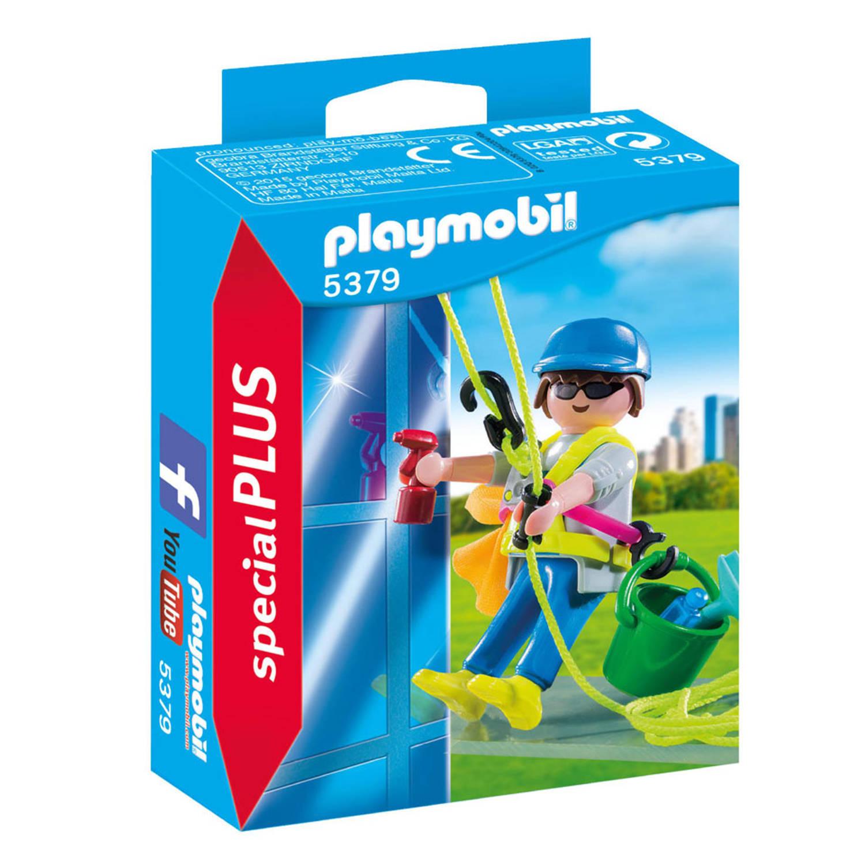 PLAYMOBIL Glazenwasser - 5379