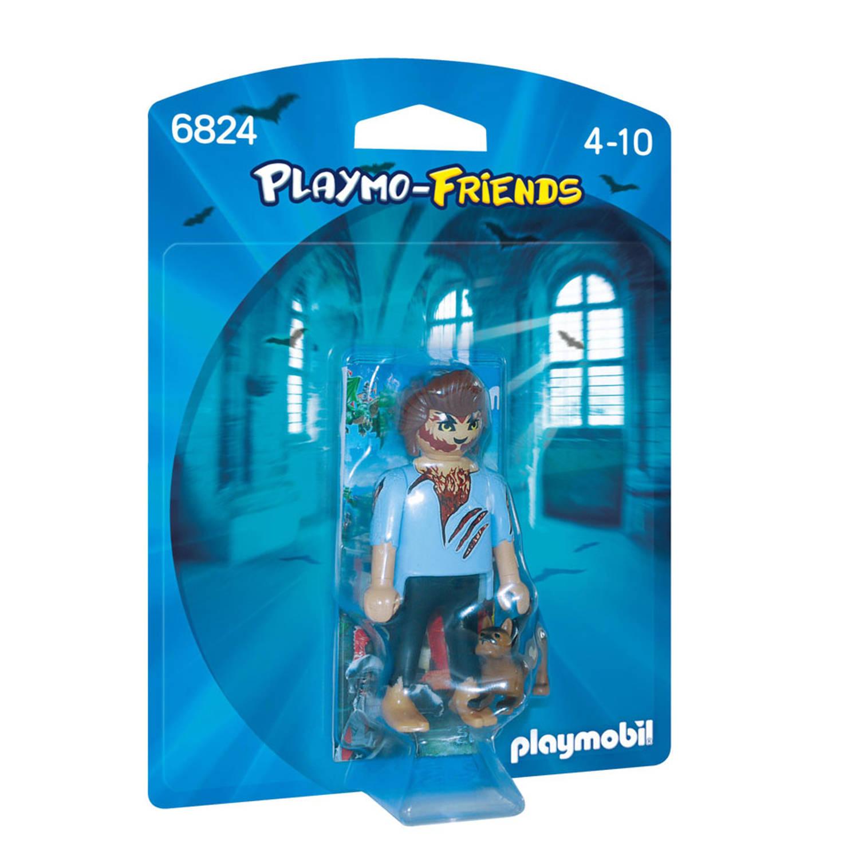 6824 Playmobil Weerwolf