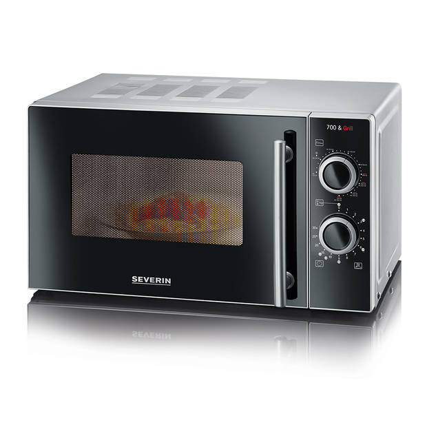 Severin MW 7875 magnetron met grill