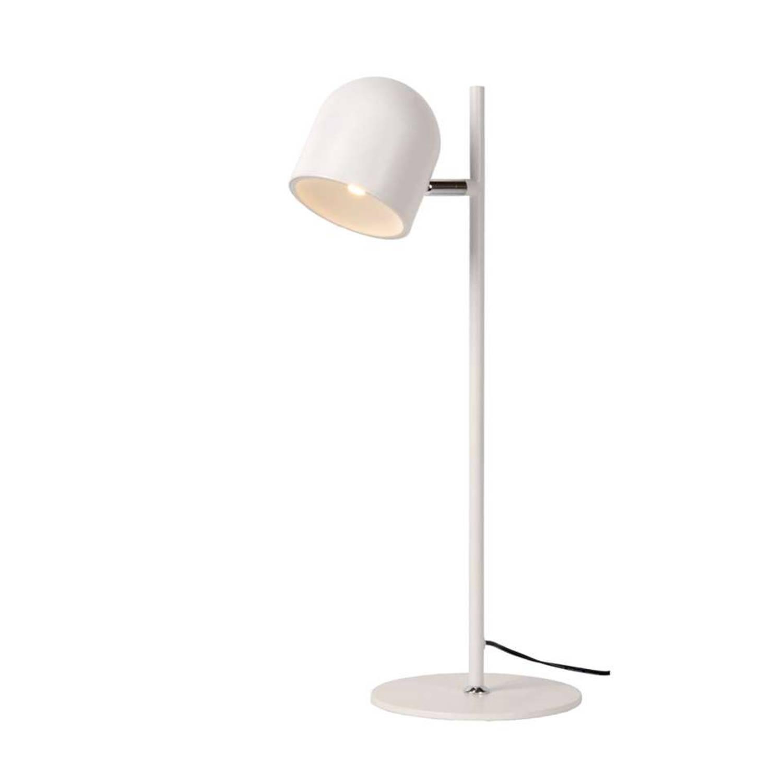 Lucide bureaulamp Skanska - wit