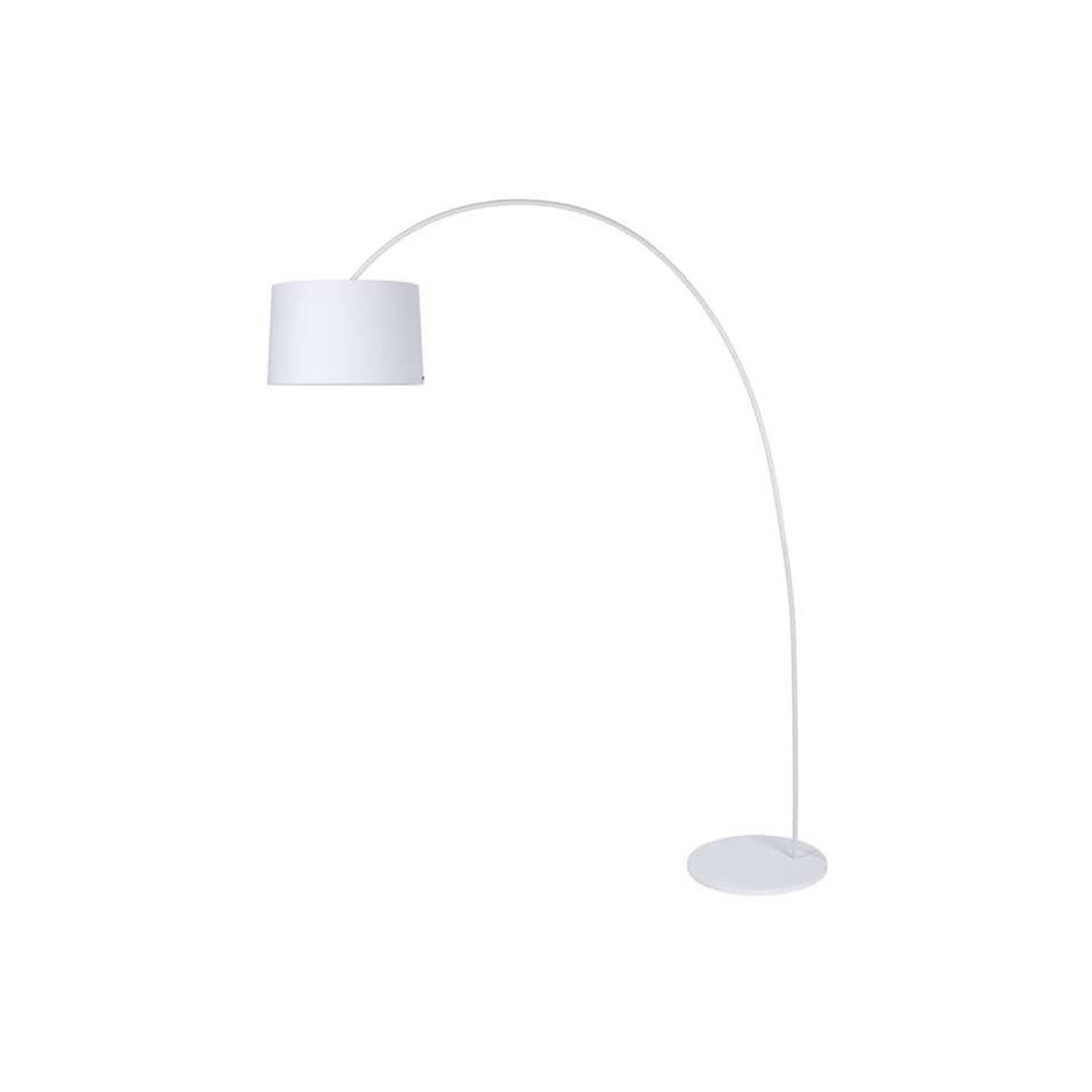 Lucide vloerlamp Paxi - wit