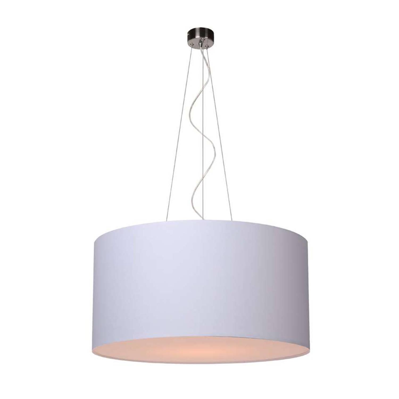 Lucide hanglamp Coral - Ø60 cm - wit