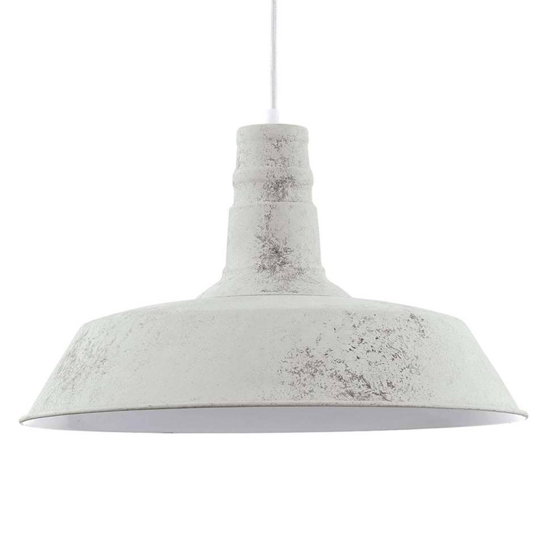 Eglo Hanglamp Wit Gelakt Somerton 1