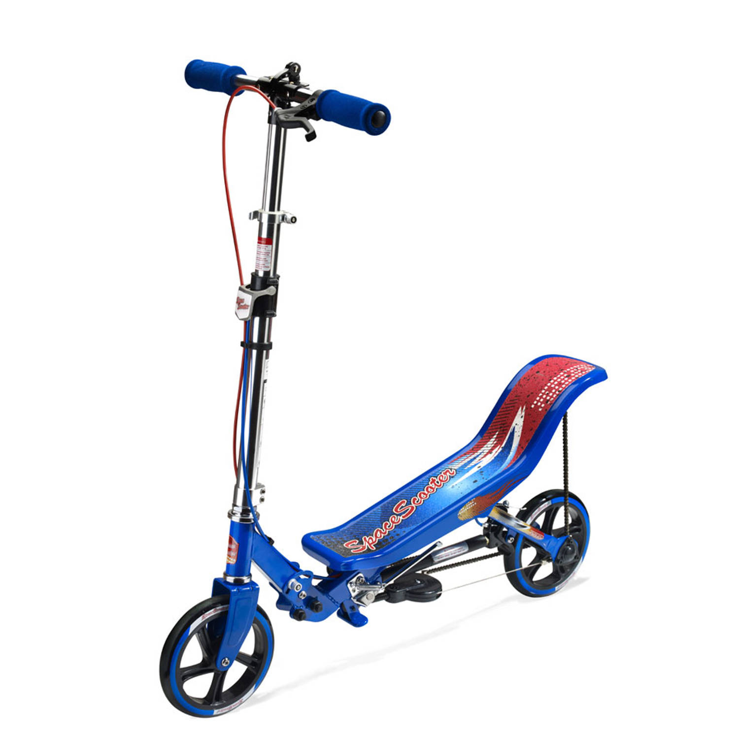 SPACE SCOOTER BLAUW