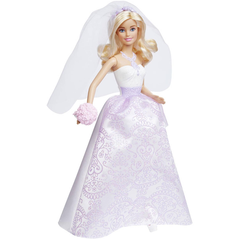 Barbie bruidpop